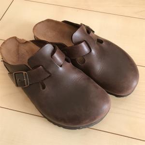 10年使った靴を捨てました。【1in1out】