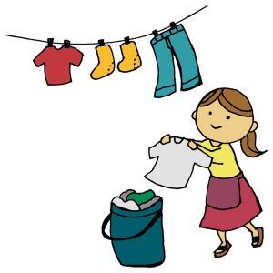 洗濯の頻度はどれくらいが一番楽なのか【一人暮らし】