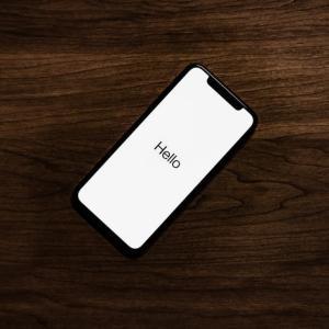 iPhoneのホーム画面をシンプルにしてみた【iOS14 Appライブラリ・ウィジェット】