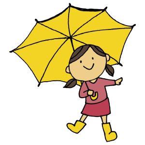 雨の日、くせ毛、うまくやっていく方法