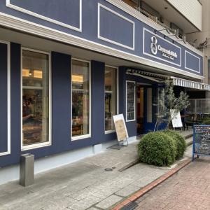 大田区のおすすめパン屋、クレセント&モーリー