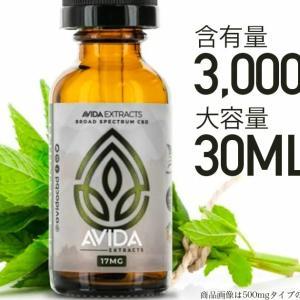 サイズも濃度も丁度よいCBDオイル-AVIDA