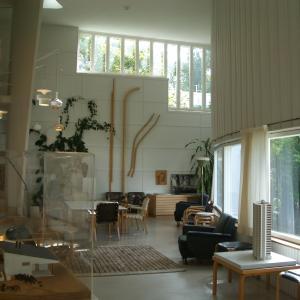 【北欧的空間が好きな建築士の自宅設計⑧】プランニング前に北欧フィンランドへ旅して影響を受けた空間-Alver Aaltoのアトリエ-