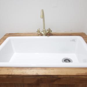 【家づくり】造作洗面台・造作キッチンで大人気シンク(SK106)をつかうメリットとデメリット