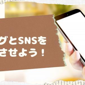 初心者必見!ブログとSNSを連携させよう!