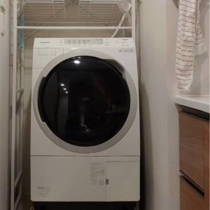 【もっと早く買えばよかった】ドラム式洗濯機の乾燥機能が我が家にはあっていた!!(縦型VSドラム式)