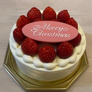 【クリスマスケーキ】フレンチパウンドハウス(FRENCHE POUND HOUSE)のショートケーキ