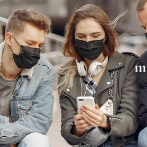 マスクで口呼吸は免疫低下? そのままだと、ほうれい線が酷くなるかも?