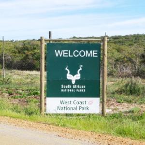ウエストコースト国立公園(West Coast National Park) 2021年9月