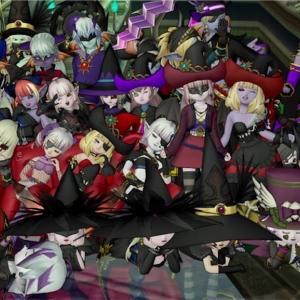 暗黒騎士と黒魔術師の饗宴