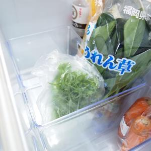 【冷蔵庫収納】長年の悩み、野菜室の収納に♪ニトリの「野菜庫・冷凍庫整理トレー」が優秀だった!
