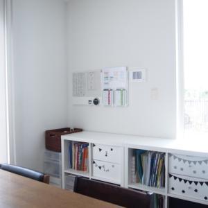 【おうちの仕組み化】入園・入学前に読んでほしい、学習用に買うならこんな収納家具がおススメです