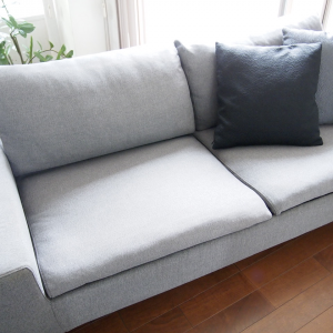 【季節の家事】気候のよいGWはソファーカバーを丸洗い