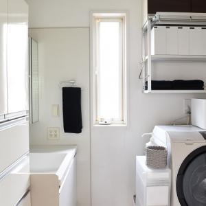 【片づけ収納ドットコム掲載】生活感を見せない、洗面所をスッキリ見せる工夫