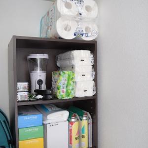 【防災収納】在宅避難の場合の生活用品備蓄チェック
