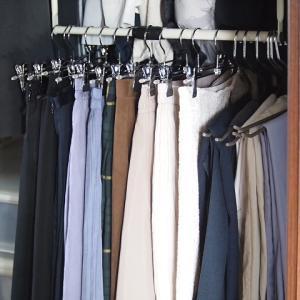洋服の衣替え&整理をしました。手放した9着とその理由