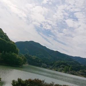 20-10-21(水)大塩湖=喜びのクロ・ルンルン💃