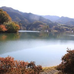 2020-11/16(月) 大塩湖・秋の叙情