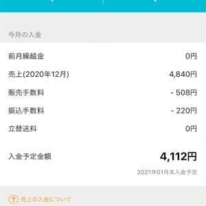 【minne】直近3か月の収支報告