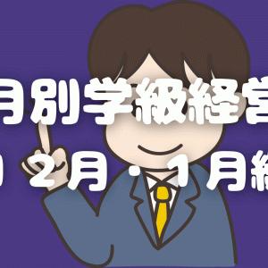 月別学級経営 ~12月・1月編~