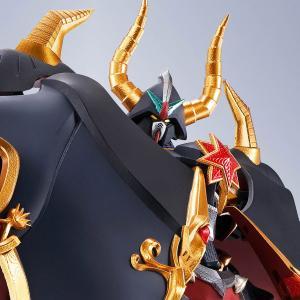 「METAL ROBOT魂 <SIDE MS> サタンガンダム=モンスターブラックドラゴン(リアルタイプver.)」受注は11月8日まで!!