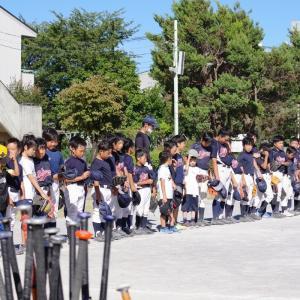 8月30日の猛暑の中、少年野球体験会ご参加ありがとうございます!!楽しかったでしょ。