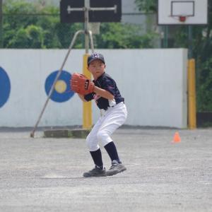 9月27日好評につき少年野球体験会追加開催!憧れの鶴間公園人工芝