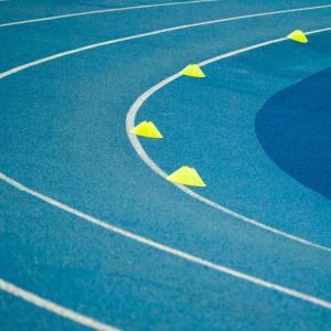 水曜日練習会ペース走3000メートル+2000メートル!