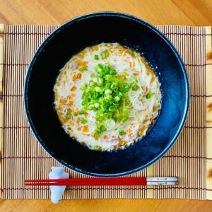 1人暮らしOLが自宅で作る冷やし担々麺