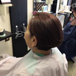 髪質改善(クロスリンク)