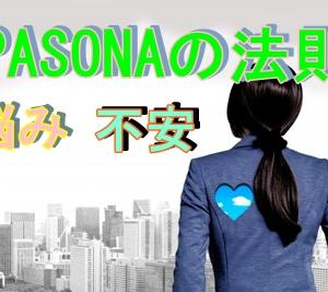 文章構成 【PASONAの法則】消費者の悩みを解決しよう