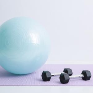バランスボールはダイエットに効果アリ?日常的な使用方法