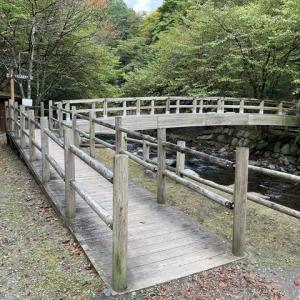 群馬県 みどり市 小中大滝 けさかけ橋 見どころ2