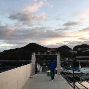 2019.12和歌山白浜旅行記①