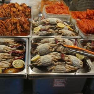 蟹ケジャンは美味しいけど寄生虫が怖い