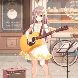 【ギター少女】推奨のイヤホンしたら音が悪くなるゲーム