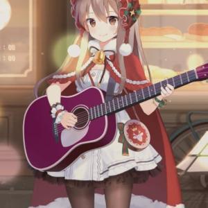 【ギター少女】クリスマスシーズンパス