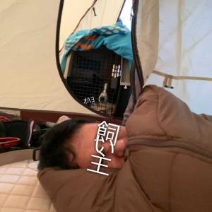 【キャンプ2日目(end)】雨男❗️真価を発揮❗️💪🔥