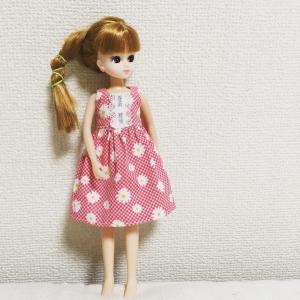 リカちゃん人形のお洋服をつくりたい!レベル別にオススメの本を紹介します