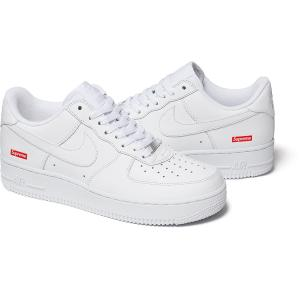 Supreme 21SS ReStock Nike Air Force 1 Low