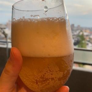 御殿場高原ビールとコンビーフクリームチーズ。【お取り寄せビール】