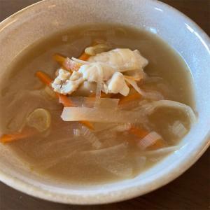 野菜スープで野菜不足を解消。ダイエットにも【簡単鍋キューブ】