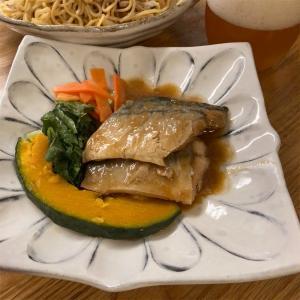 サバのみぞれ煮で夕ご飯【ミールキットで簡単調理】