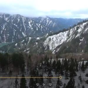 黒部立山アルペンルートの旅(その4)