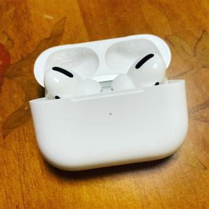 AirPods Pro買ったよ
