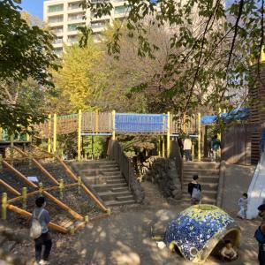 【西ノ原中央公園】すべり台の種類が豊富!遊具とおすすめパーキングをご紹介