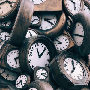 時間家計簿【時間を効果的に使う】