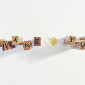 職場や家庭で「ありがとう」と言ってますか?当たり前が当然ではないことに気付きましょう!