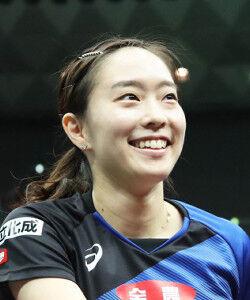 【全日本卓球】石川佳純 逆転で5年ぶり5度目優勝