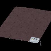 足元ホットカーペットは、デスクワークの強い味方